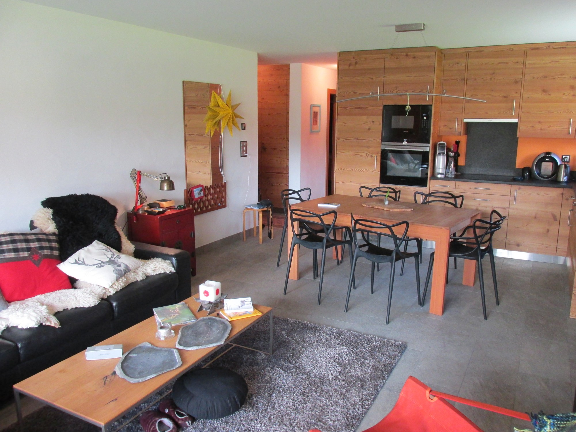 Appartement «Les Girolles II» / 3 pièces